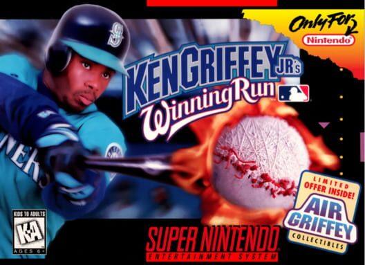 Ken Griffey Jr.'s Winning Run Display Picture