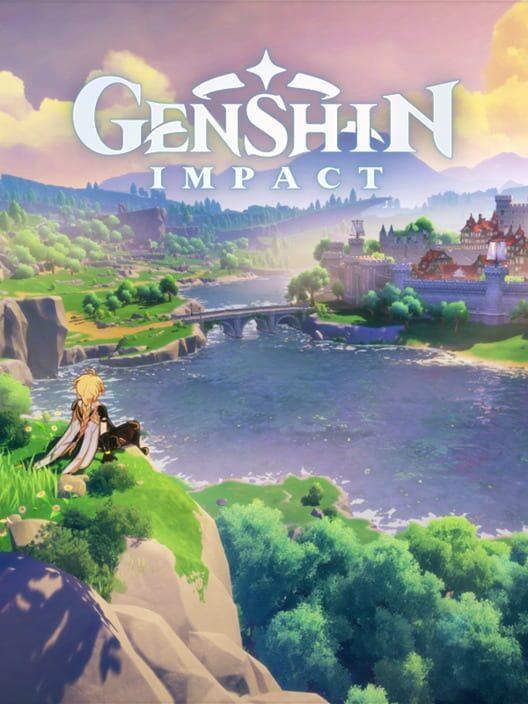 Genshin Impact Display Picture