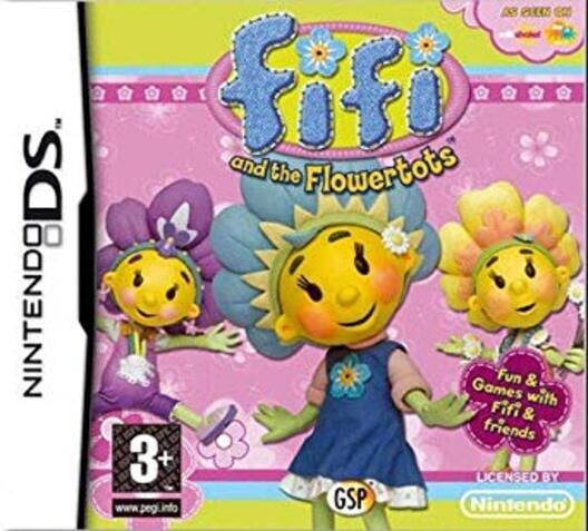 Fifi and the Flowertots Display Picture