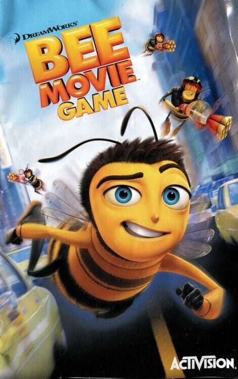 Bee Movie Game Display Picture
