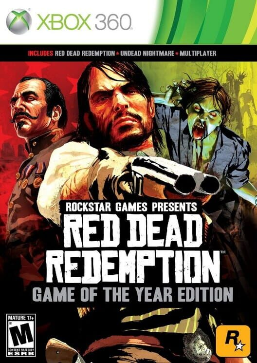 Red Dead Redemption: Game of the Year Edition image