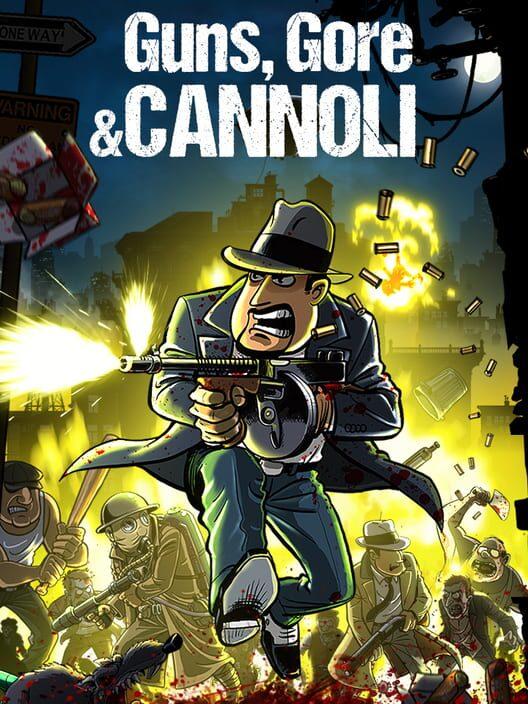 Guns, Gore & Cannoli image