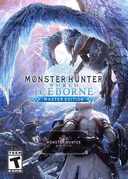 Monster Hunter World: Iceborne Master Edition image