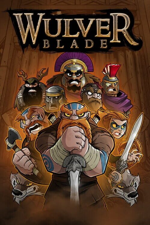 Wulverblade Display Picture