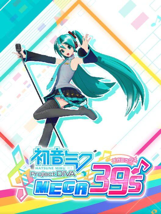 Hatsune Miku: Project DIVA Mega Mix Display Picture