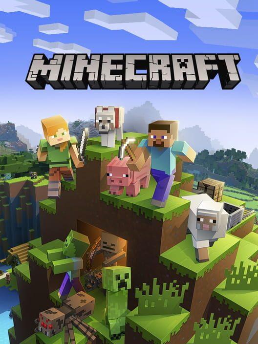 Minecraft Cover