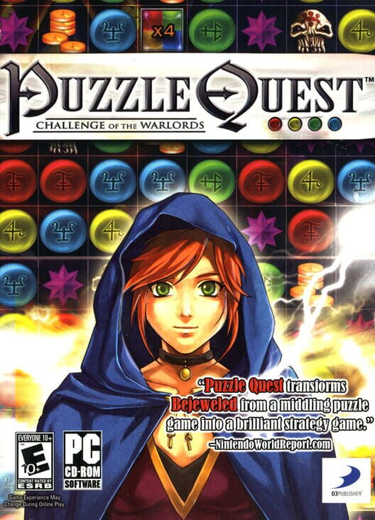 Puzzle Quest: Challenge of the Warlords Display Picture
