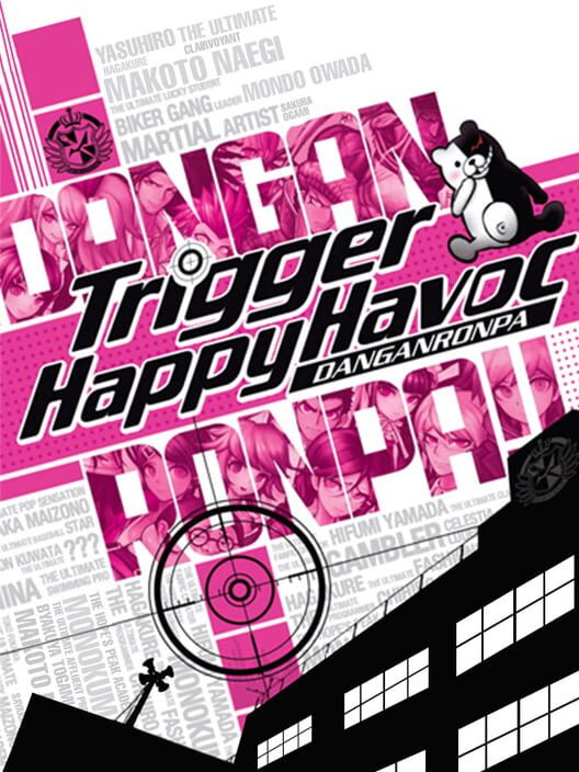 Danganronpa: Trigger Happy Havoc image