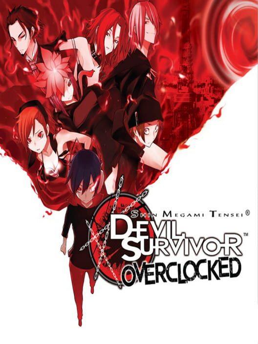 Shin Megami Tensei: Devil Survivor Overclocked Display Picture