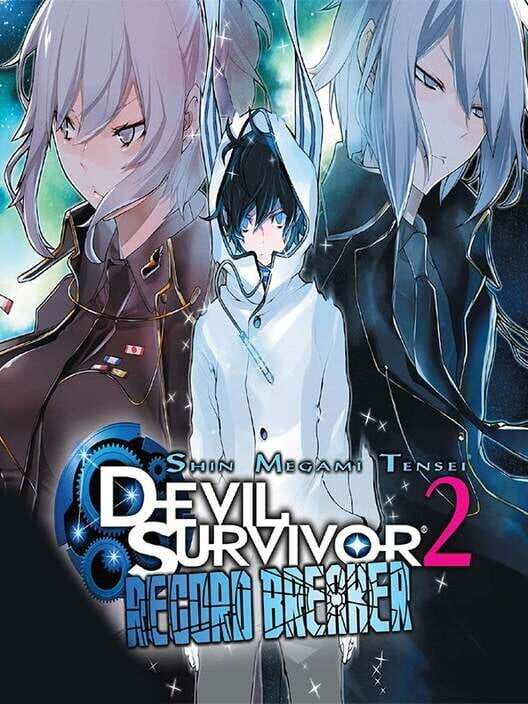 Shin Megami Tensei: Devil Survivor 2: Record Breaker Display Picture