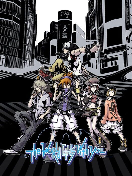 The World Ends With You Display Picture