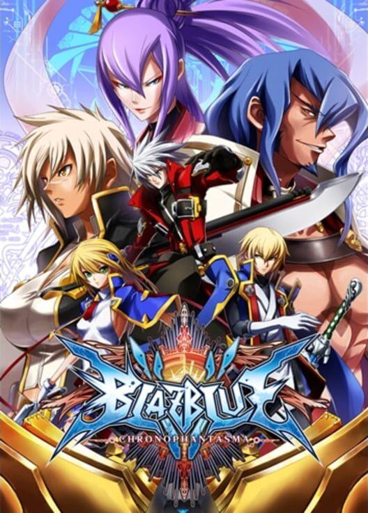 BlazBlue: Chrono Phantasma Display Picture
