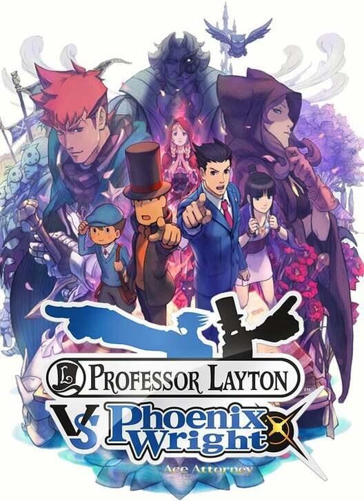 Professor Layton vs. Phoenix Wright: Ace Attorney image