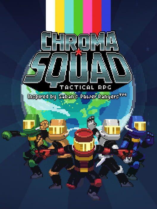 Chroma Squad Display Picture