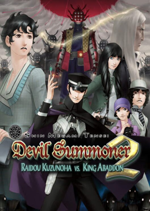 Shin Megami Tensei: Devil Summoner 2: Raidou Kuzunoha vs King Abaddon image