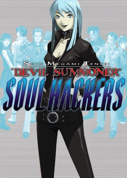 Shin Megami Tensei: Devil Summoner: Soul Hackers image