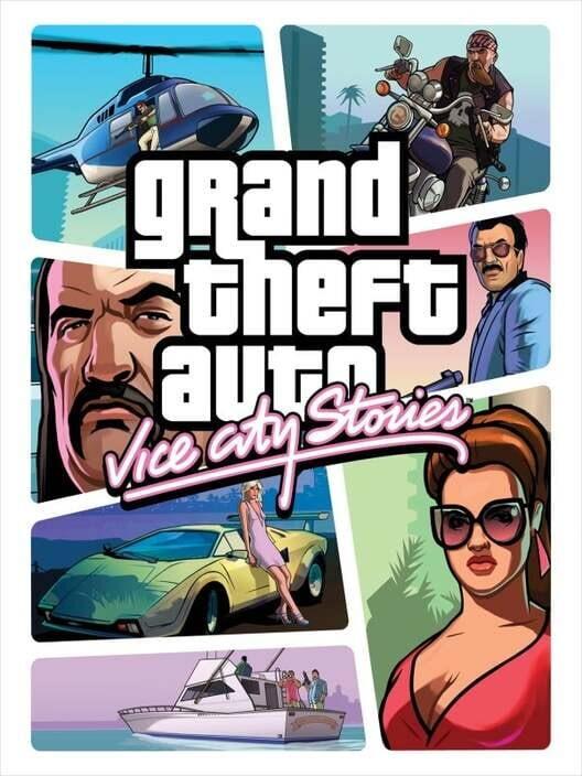 Grand Theft Auto: Vice City Stories image