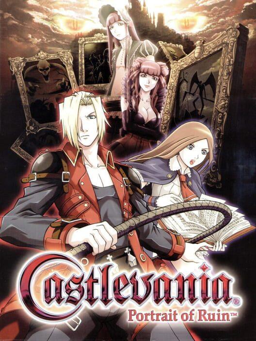Castlevania: Portrait of Ruin image