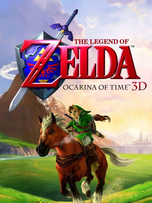 The Legend of Zelda: Ocarina of Time 3D image