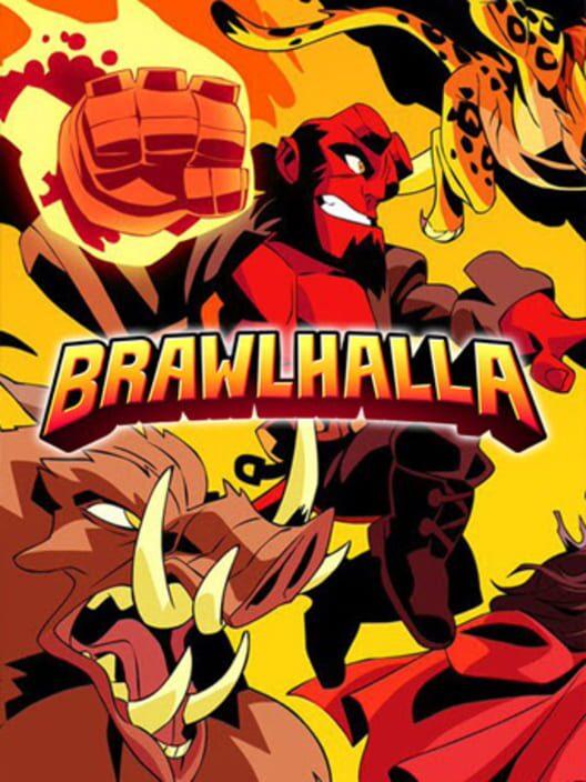 Games Like Brawlhalla