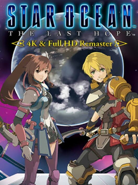 Star Ocean: The Last Hope - 4K & Full HD Remaster image
