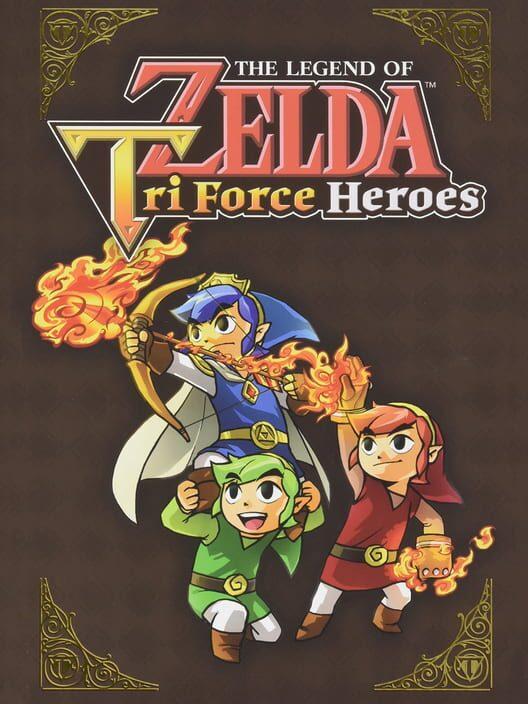 The Legend of Zelda: Tri Force Heroes image