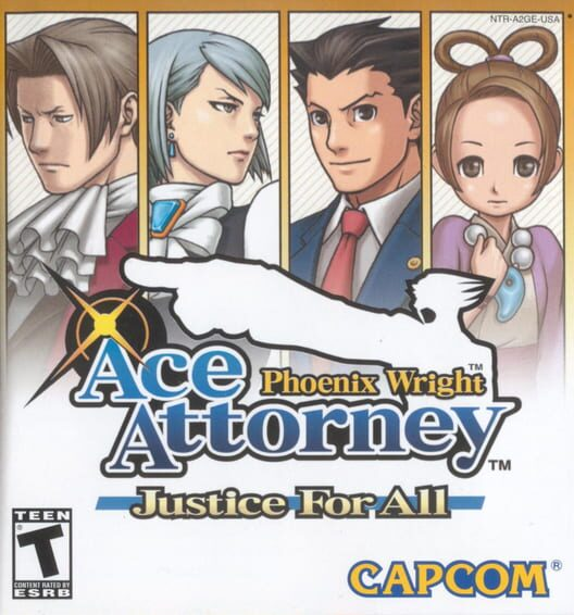 Phoenix Wright: Ace Attorney − Justice for All image