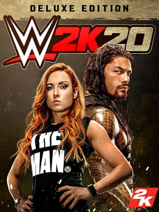 WWE 2K20 Deluxe Edition image