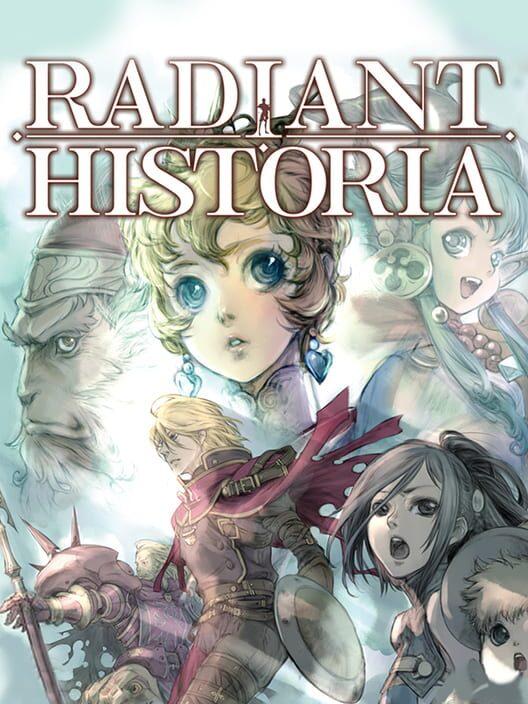 Radiant Historia image