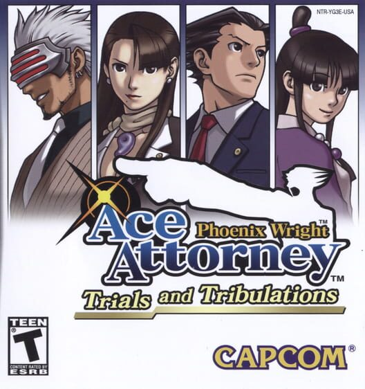 Phoenix Wright: Ace Attorney − Trials and Tribulations image