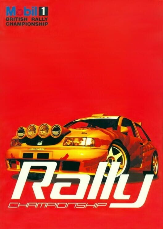 Mobil 1 Rally Championship Display Picture