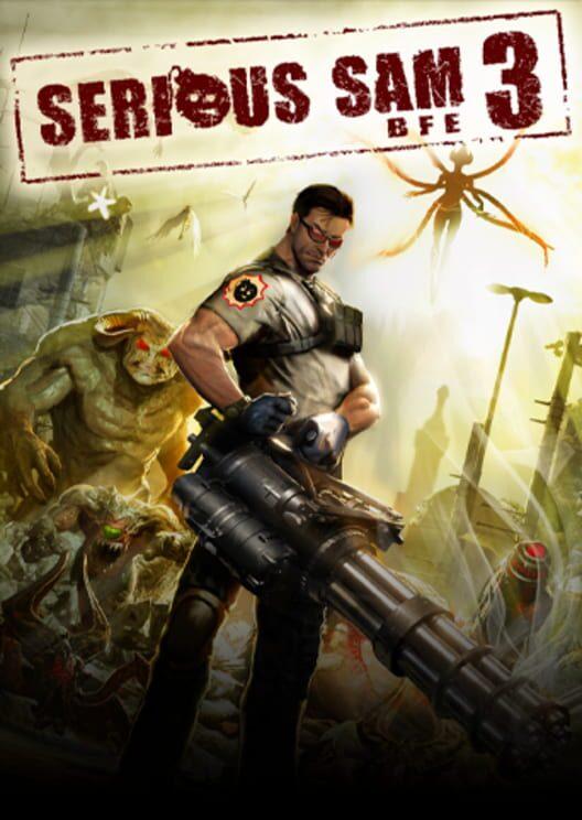 Serious Sam 3: BFE image