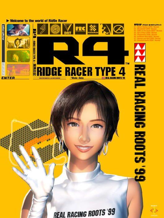 Ridge Racer Type 4 image