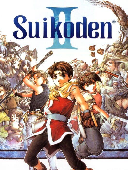 Games Like Suikoden II