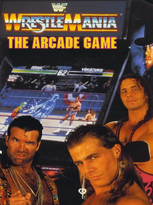 WWF WrestleMania: The Arcade Game Display Picture