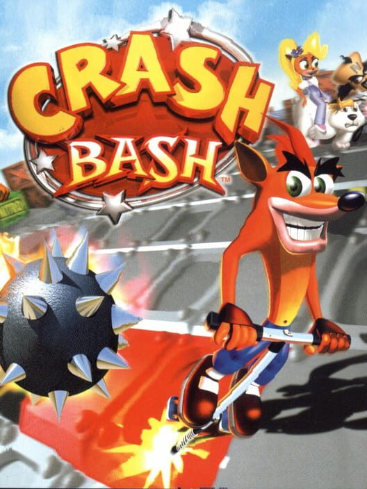 Games Like Crash Bash