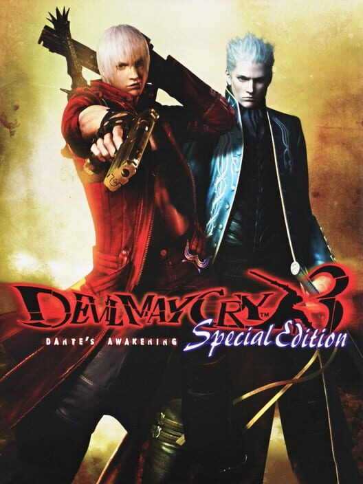 Devil May Cry 3: Dante's Awakening – Special Edition image