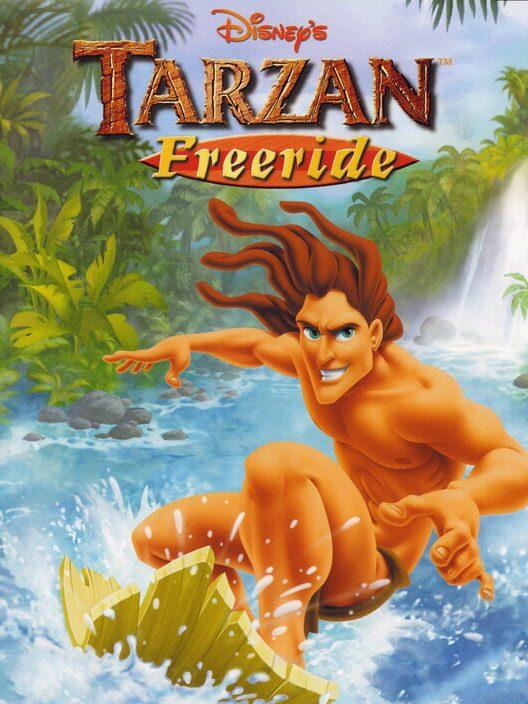 Disney's Tarzan: Freeride image