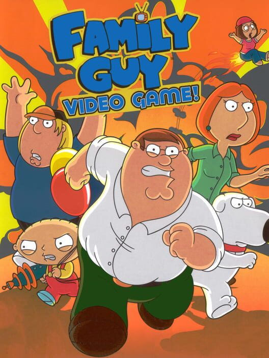 Family Guy Video Game! image