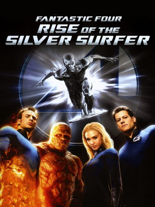 Fantastic Four: Rise of the Silver Surfer Display Picture