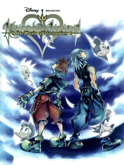 Kingdom Hearts Re:Chain of Memories image