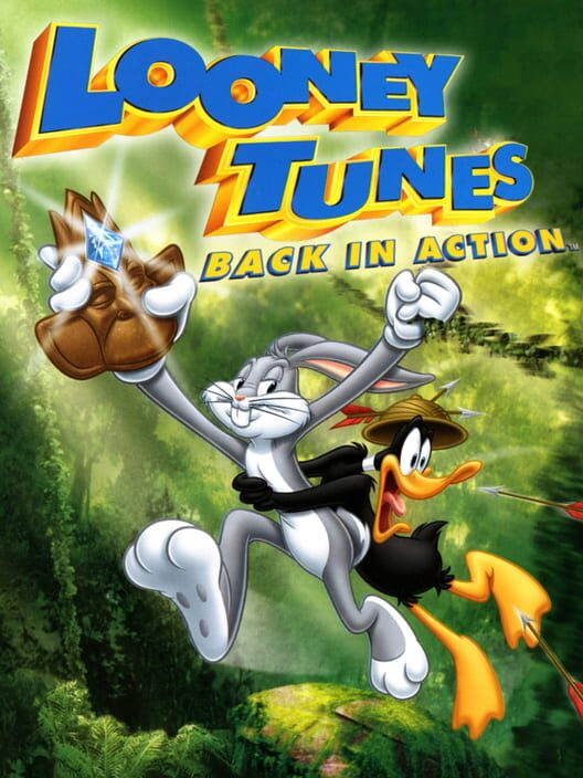 Looney Tunes: Back in Action Display Picture