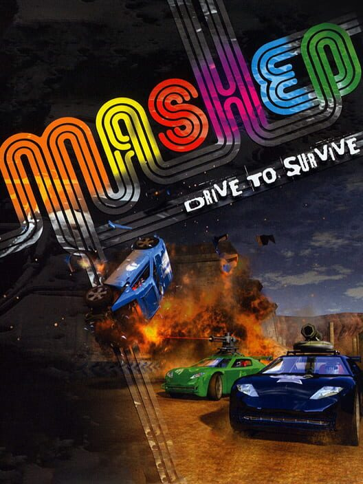 Mashed: Drive to Survive image