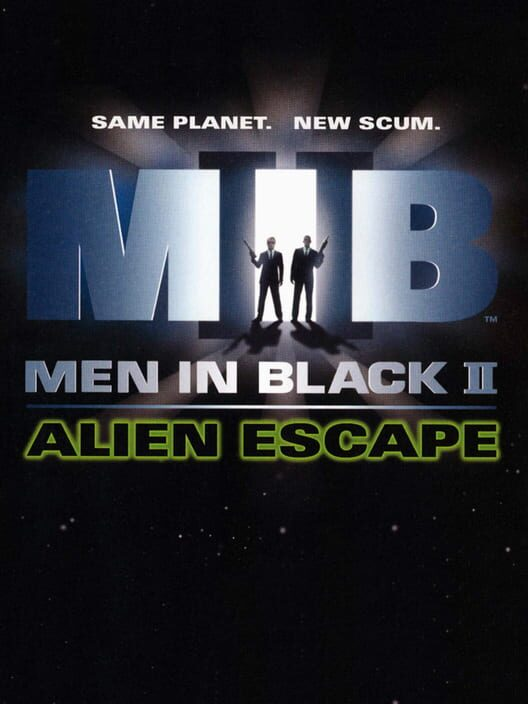 Men in Black II: Alien Escape image