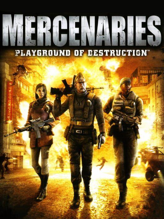 Mercenaries: Playground of Destruction image
