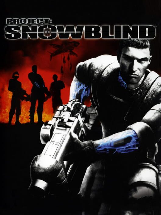 Project: Snowblind image