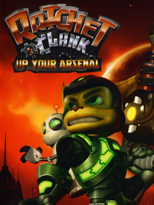 Ratchet & Clank: Up Your Arsenal image