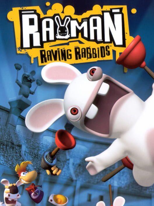Rayman: Raving Rabbids image