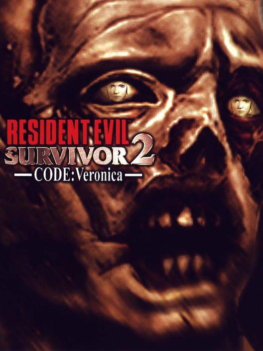 Resident Evil Survivor 2 Code: Veronica image