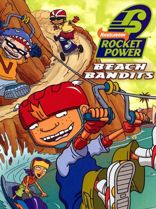 Rocket Power: Beach Bandits image